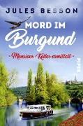 Cover-Bild zu Mord im Burgund (eBook) von Besson, Jules