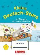 Cover-Bild zu Deutsch-Stars, Allgemeine Ausgabe, 1. Schuljahr, Kleine Deutsch-Stars, Übungsheft, Mit Lösungen von Wehren, Bernd