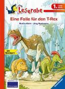 Cover-Bild zu Eine Falle für den T-Rex - Leserabe 1. Klasse - Erstlesebuch für Kinder ab 6 Jahren von Klein, Martin