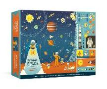 Cover-Bild zu Professor Astro Cat's Frontiers of Space 500-Piece Puzzle von Walliman, Dominic