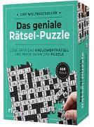 Cover-Bild zu Das geniale Rätsel-Puzzle von Riva Verlag