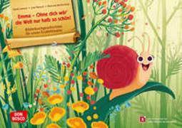 Cover-Bild zu Emma - Ohne dich wär' die Welt nur halb so schön! Kamishibai Bildkartenset von Leenen, Heidi