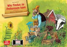 Cover-Bild zu Wie Findus zu Pettersson kam. Kamishibai Bildkartenset von Nordqvist, Sven