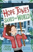 Cover-Bild zu Hope Jones Saves the World von Lacey, Josh
