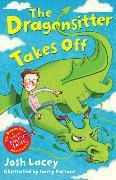 Cover-Bild zu The Dragonsitter Takes Off von Lacey, Josh