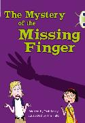 Cover-Bild zu Bug Club Independent Fiction Year 5 Blue A The Mystery of the Missing Finger von Lacey, Josh
