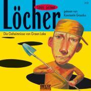 Cover-Bild zu Löcher von Sachar, Louis
