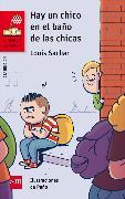 Cover-Bild zu Hay un chico en el baño de las chicas (eBook) von Sachar, Louis