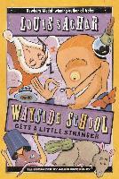 Cover-Bild zu Wayside School Gets a Little Stranger (eBook) von Sachar, Louis
