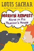 Cover-Bild zu Marvin Redpost #4: Alone in His Teacher's House (eBook) von Sachar, Louis