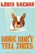 Cover-Bild zu Dogs Don't Tell Jokes (eBook) von Sachar, Louis
