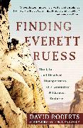 Cover-Bild zu Roberts, David: Finding Everett Ruess