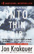 Cover-Bild zu Krakauer, Jon: Into Thin Air (eBook)