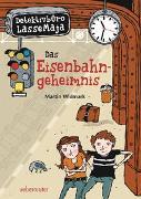 Cover-Bild zu Detektivbüro LasseMaja - Das Eisenbahngeheimnis von Widmark, Martin