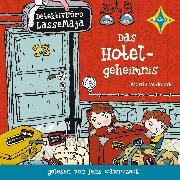 Cover-Bild zu Detektivbüro LasseMaja - Das Hotelgeheimnis (Audio Download) von Widmark, Martin