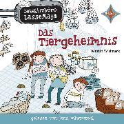 Cover-Bild zu Detektivbüro LasseMaja - Das Tiergeheimnis (Audio Download) von Widmark, Martin