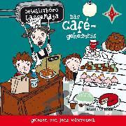 Cover-Bild zu Detektivbüro LasseMaja - Das Cafégeheimnis (Audio Download) von Widmark, Martin