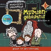 Cover-Bild zu Detektivbüro LasseMaja - Das Mumiengeheimnis (Audio Download) von Widmark, Martin