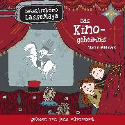 Cover-Bild zu Detektivbüro LasseMaja - Das Kinogeheimnis (Audio Download) von Widmark, Martin