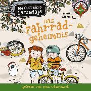Cover-Bild zu Detektivbüro LasseMaja - Das Fahrradgeheimnis (Audio Download) von Widmark, Martin