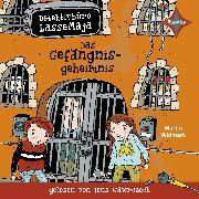 Cover-Bild zu Detektivbüro LasseMaja - Das Gefängnisgeheimnis (Audio Download) von Widmark, Martin