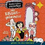 Cover-Bild zu Detektivbüro LasseMaja - Das Katzengeheimnis (Audio Download) von Widmark, Martin