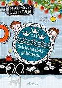 Cover-Bild zu Detektivbüro LasseMaja - Das Schwimmbadgeheimnis von Widmark, Martin