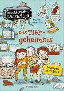 Cover-Bild zu Detektivbüro LasseMaja - Das Tiergeheimnis von Widmark, Martin
