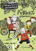 Cover-Bild zu Detektivbüro LasseMaja - Das Fußballgeheimnis (eBook) von Widmark, Martin