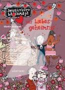 Cover-Bild zu Detektivbüro LasseMaja - Das Liebesgeheimnis von Widmark, Martin