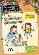 Cover-Bild zu Detektivbüro LasseMaja - Das Sportlergeheimnis von Widmark, Martin