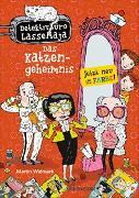 Cover-Bild zu Detektivbüro LasseMaja - Das Katzengeheimnis von Widmark, Martin
