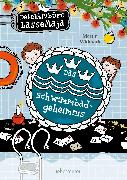 Cover-Bild zu Detektivbüro LasseMaja - Das Schwimmbadgeheimnis (Bd. 21) (eBook) von Widmark, Martin