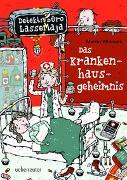 Cover-Bild zu Detektivbüro LasseMaja - Das Krankenhausgeheimnis von Widmark, Martin