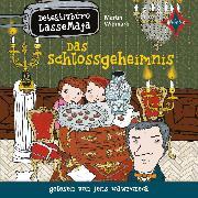 Cover-Bild zu Detektivbüro LasseMaja - Das Schlossgeheimnis (Audio Download) von Widmark, Martin