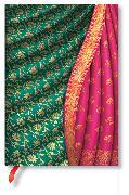 Cover-Bild zu Varanasi-Seiden und -Saris Ferozi Midi liniert
