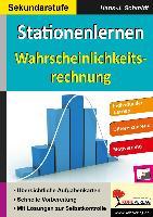 Cover-Bild zu Kohls Stationenlernen Wahrscheinlichkeitsrechnung von Schmidt, Hans-J.