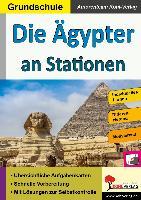 Cover-Bild zu Die Ägypter an Stationen