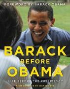 Cover-Bild zu Barack Before Obama von Katz, David