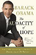 Cover-Bild zu The Audacity of Hope (eBook) von Obama, Barack