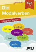 Cover-Bild zu DaZ fit: Die Modalverben - Kopiervorlagen von Linnek, Katharina