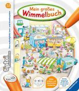 Cover-Bild zu Friese, Inka: tiptoi® Mein großes Wimmelbuch