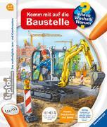 Cover-Bild zu Gernhäuser, Susanne: tiptoi® Komm mit auf die Baustelle