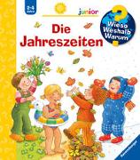 Cover-Bild zu Droop, Constanza: Wieso? Weshalb? Warum? junior: Die Jahreszeiten (Band 10)