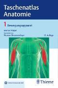 Cover-Bild zu Taschenatlas Anatomie, Band 1: Bewegungsapparat
