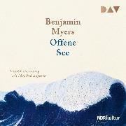 Cover-Bild zu Offene See (Audio Download) von Myers, Benjamin