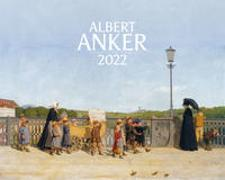 Cover-Bild zu Kalender Albert Anker 2022