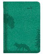 Cover-Bild zu ALPHA EDITION (Hrsg.): Wochen-Minitimer Nature Line Forest 2022 - Taschen-Kalender A6 - 1 Woche 2 Seiten - 192 Seiten - Umwelt-Kalender - mit Hardcover - Alpha Edition