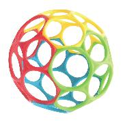 Cover-Bild zu Oball Rainbow 10 cm