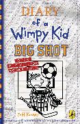 Cover-Bild zu Diary of a Wimpy Kid: Big Shot (Book 16) von Kinney, Jeff